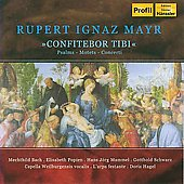 Mayr: Confitebor tibi, etc  / Hagel, Bach, Popien, Mammel, Schwarz, et al