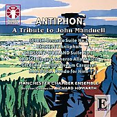 Epoch - Antiphon - A Tribute to John Manduell / Howarth, et al