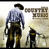 Various Artists: This Is Country Music [Box]
