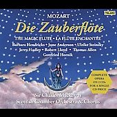 Mozart: Die Zauberfl&ouml;te / Mackerras, Hendricks, Anderson