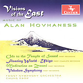 Visions of the East - Alan Hovhaness / Chung Park, Frost SO