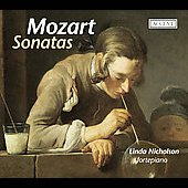 Mozart: Piano Sonatas / Linda Nicholson