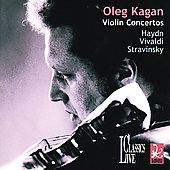 Kagan Edition Vol 32 - Violin Concertos / Svetlanov, Sinaisky, Lifshitz, et al