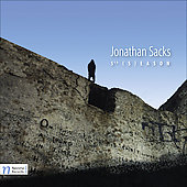 5th [S]eason - orchestral and chamber works by Jonathan Sacks / Richard Stoltzman, clarinet; David Pihl, piano etc.