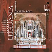 Organ Landscape - Organs in Lithuania / Martin Rost