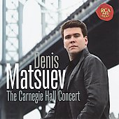 Carnegie Hall Concert / Denis Matsuev