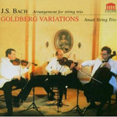 Bach: Goldberg Variations (Arrangement for String Trio)