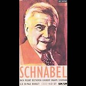Arthur Schnabel [4 CD Set] [Germany]