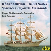 Khachaturian: Famous Ballet Suites