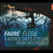 Elegie & Other Masterpieces /  Anne Gastinel, cello