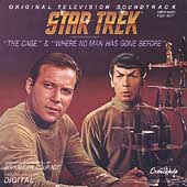 Alexander Courage: Star Trek, Vol. 1: The Cage/Where No Man Has Gone Before