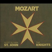 Mozart works for Violin / Lara St. John