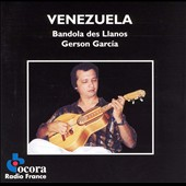Gerson Garcia: Bandola Of The Llanos