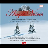Angel Voices: The Boys' Choir Christmas Celebration / Vienna Boys' Choir; Dresden Boys' Choir, et al.