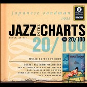 Various Artists: Jazz in the Charts, Vol. 20: Japanese Sandman 1935 [Digipak]
