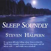 Steven Halpern: Sleep Soundly
