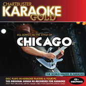 Karaoke: Karaoke Gold: In the Style of Chicago
