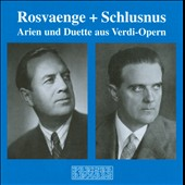 Verdi: Opera Arias and Duets