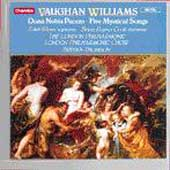 Vaughan Williams: Donna Nobis Pacem, etc / Bryden Thomson