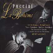 Puccini: La Boh&egrave;me / Nagano, Te Kanawa, Leech, et al