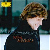 Pianist Rafal Blechacz plays Debussy & Szymanowski