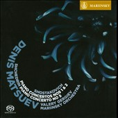 Shostakovich & Shchedrin: Piano Concertos / Denis Matsuev, Valery Gergiev