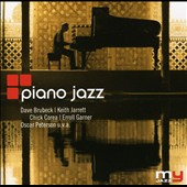 Various Artists: My Jazz: Piano Jazz