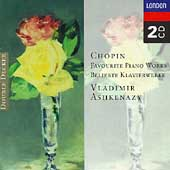 Chopin: Favorite Piano Works / Vladimir Ashkenazy