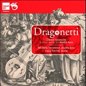 Domenico Dragonetti: Danze Sataniche and other works for Double-Bass & Piano / Michele Veronese, bass; Luca Ferrini, piano