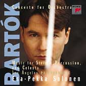 Bart&#243;k: Concerto for Orchestra / Salonen, Los Angeles PO
