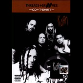 Korn: Playlist: The Very Best of Korn [Threads and Grooves] [PA]