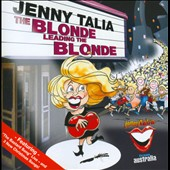 Jenny Talia: The  Blonde Leading the Blonde