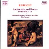 Respighi: Ancient Airs and Dances / Rico Saccani