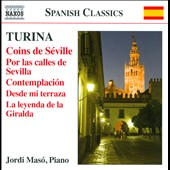 Turina: Piano Music, Vol. 9 / Jordi Maso, piano