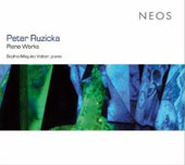 Peter Ruzicka: Piano Works
