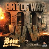 Bone Thugs-N-Harmony: Art of War: WWIII [PA] *