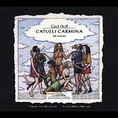 Orff: Catulli Carmina / Sch&#228;fer, Dewald, Griffith, et al