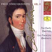 Complete Beethoven Edition Vol 11 - The Early Quartets