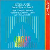 Organ History - England / Arturo Sacchetti