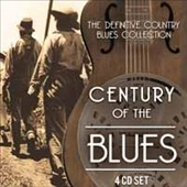 Various Artists: Century of the Blues [Box]