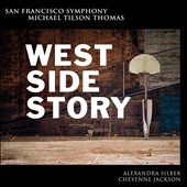 Cheyenne Jackson/Alexandra Silber/Michael Tilson Thomas (Piano/Conductor): West Side Story