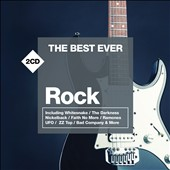 Various Artists: The Best Ever Rock
