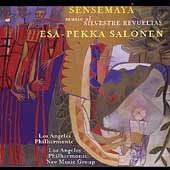 Sensemay&#225; - Music of Silvestre Revueltas / Salonen, et al