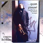 ...quiet please! - Music for Piccolo Trumpet / Schäfer