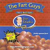The Fart Guys: The Fart Guys: 100% Real Farts