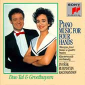 Piano Music for Four Hands / Duo Tal & Groethuysen