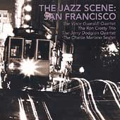 Various Artists: The  Jazz Scene: San Francisco