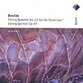 Dvorak: String Quartets Op 12 & 13 / Keller Quartet