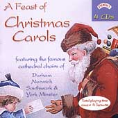 Various Artists: A Feast of Christmas Carols