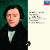 Schumann: Works for Solo Piano / Vladimir Ashkenazy